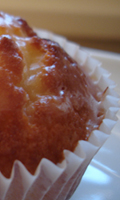 Texture des petits gâteaux