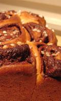 Brioche au nutella en pain