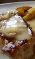 Côtelettes de porc à l'érable et au whisky