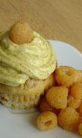Muffin jaune