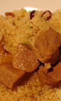 Ragoût sur couscous