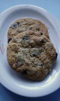 Biscuits moelleux au chocolat et à l'orange