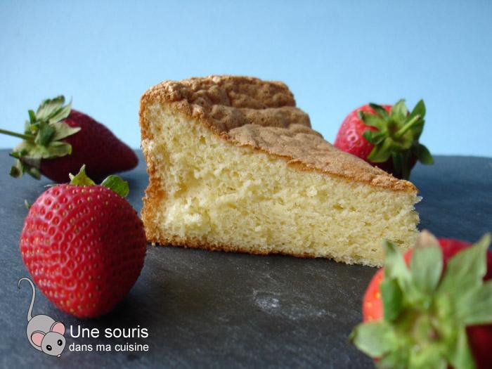 Gâteau chiffon