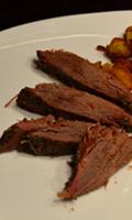 Canard en smoked meat