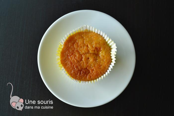 Petits gâteaux aux carottes et au miel