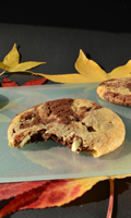 Biscuits moelleux marbrés