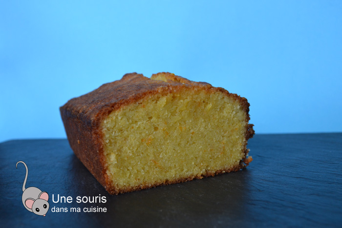 Gâteau aux clémentines et aux amandes