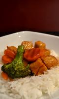 Tofu à l'asiatique