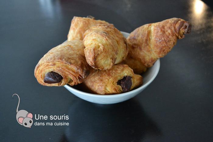 Croissants de Pierre Hermé