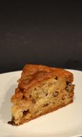 Gâteau pomme-pacane