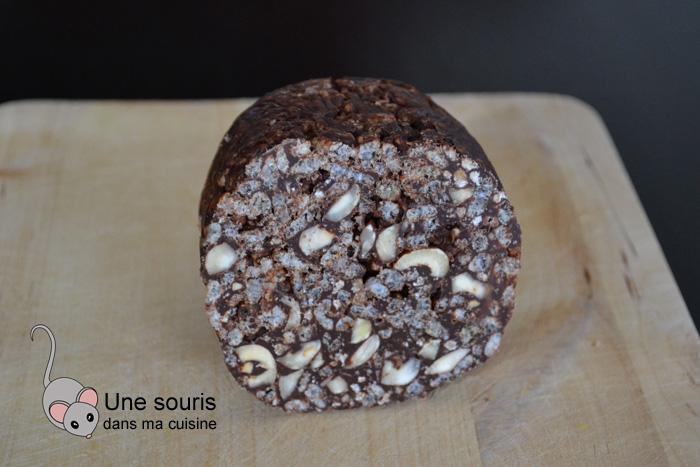 Saucisson au Nutella