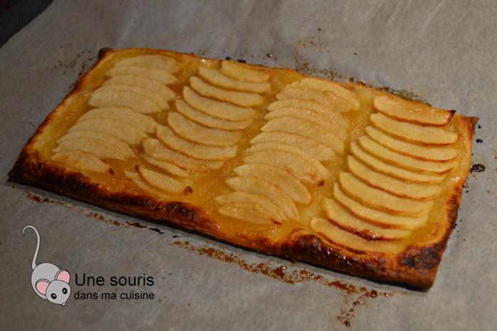 Ma tarte fine aux pommes