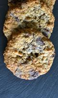 Biscuits aux pépites de chocolat de Travis Moen