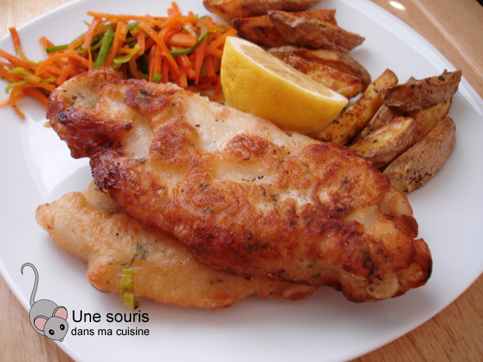 Poisson croustillant