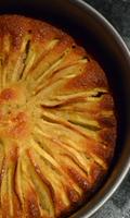 Gâteau kuchen aux pommes