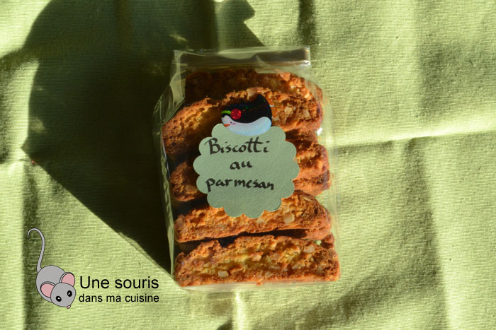 Biscottis au fromage