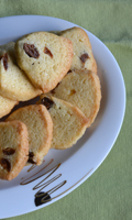 Biscuits abricot-abricotine