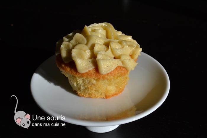 Gâteaux aux noix de macadamia et au chocolat blanc
