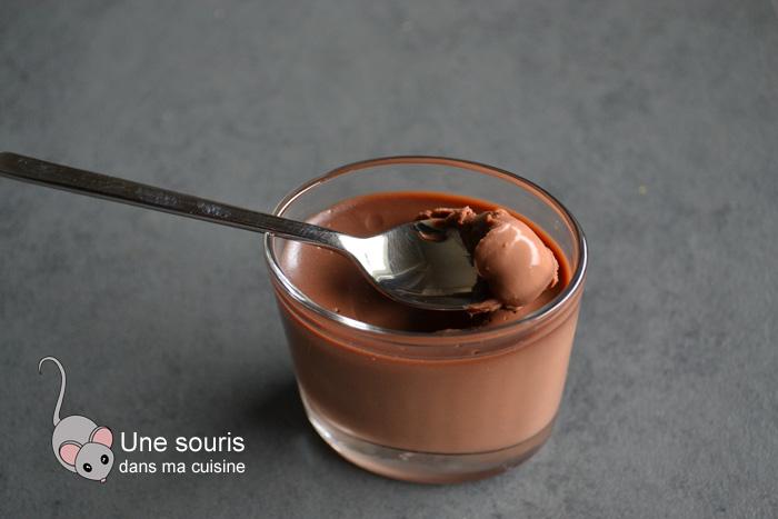 Crème au chocolat ultra crémeuse