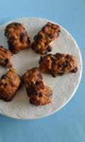 Biscuits au chocolat, aux amandes et au marsala