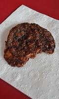 Biscuits craquants à l'avoine et au cacao