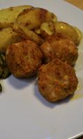 Boulettes de poulet et de chorizo