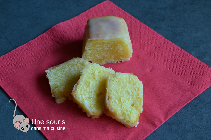 Gâteau ultime au citron de Bernard