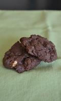 Biscuits à la crème sure et au chocolat