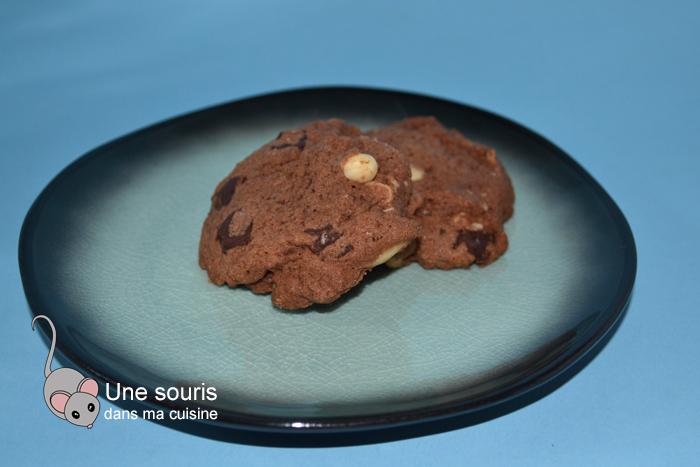 Biscuits au chocolat et clémentine