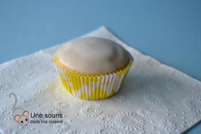 Gâteau citronné
