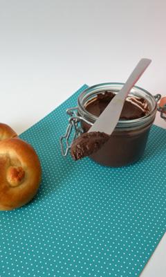 Tartinade choco-amandes maison
