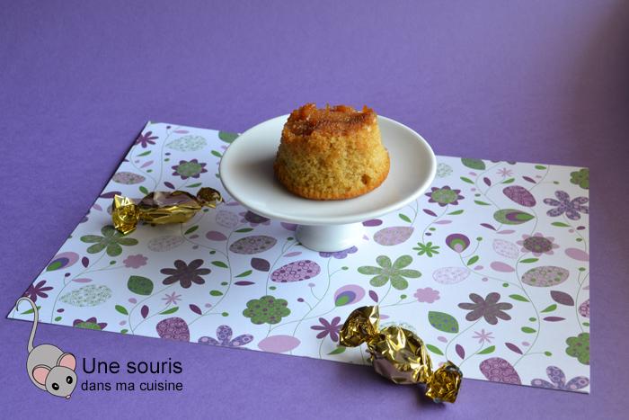 Petits gâteaux au caramel