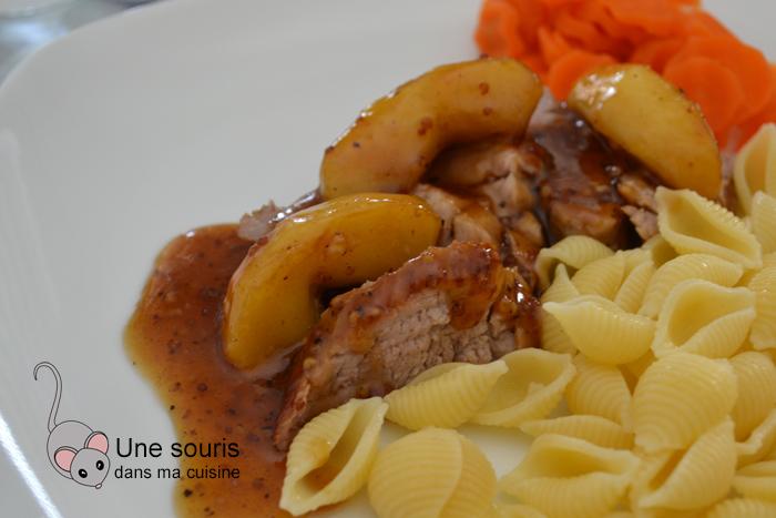 *Filet de porc aigre-doux