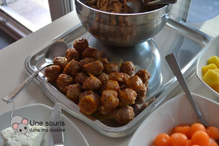 Boulettes de saucisse au bacon et à l'érable