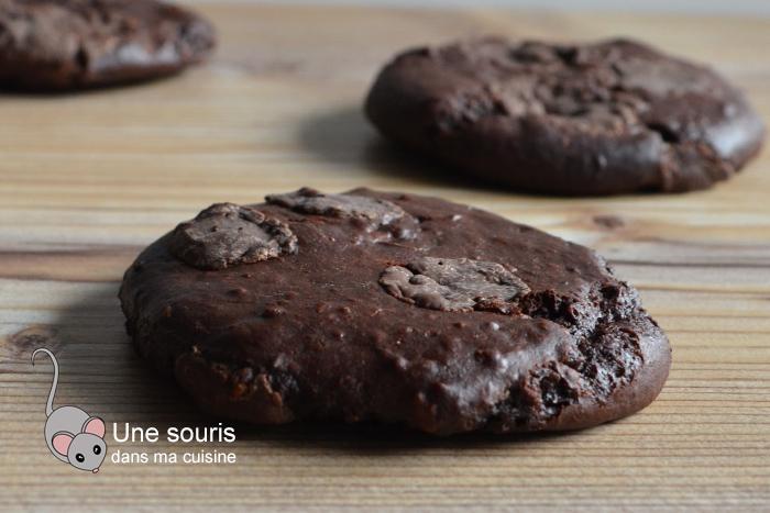 Galettes chocolat et protéines