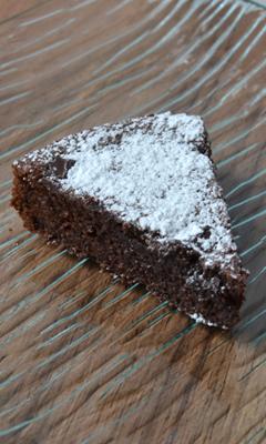 Gâteau au chocolat de À boire et à manger