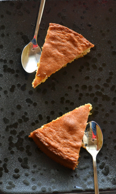 Gâteau pain de Gênes