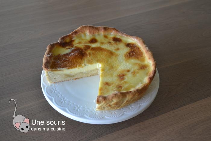 Tarte à la crème suisse