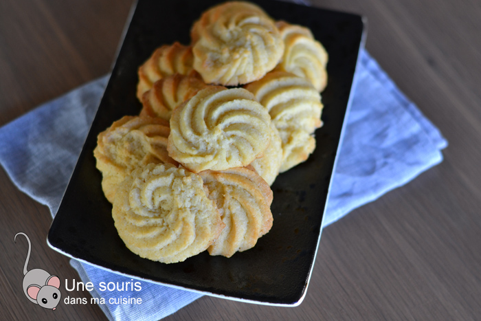 Biscuits simple au beurre
