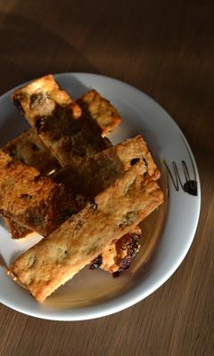 Biscuits Garibaldi