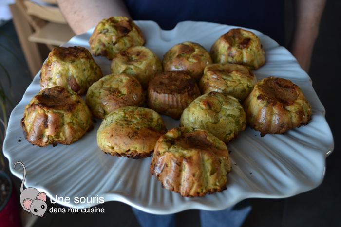 Croquettes poireau et pommes de terre