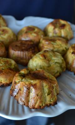 Croquettes poireau-pommes de terre