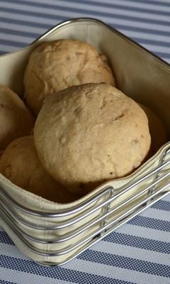 Petits pains à la noisette