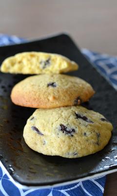 Biscuits choco-citrouille