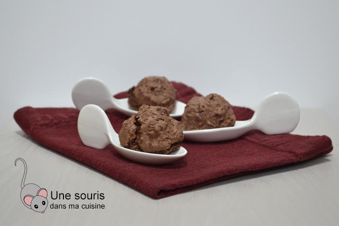 Biscuits à la meringue au chocolat de Ricardo