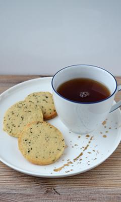 Sablés au thé