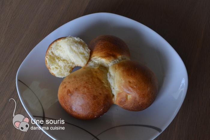 Petits pains au lait en poudre