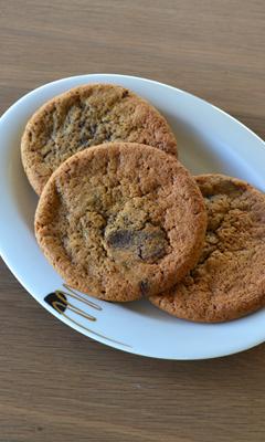 Biscuits aux éclats de chocolat de Bon Appétit