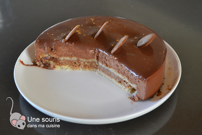 Intérieur du Royal au chocolat