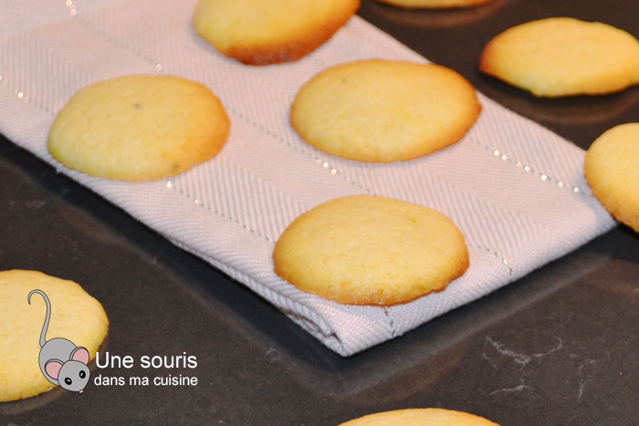 Biscuits au citron de Swissmilk